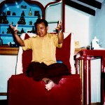 Shamar Rinpoche in Karma Guen 1994